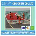 pigmentpaste gemischt mit acrylharz für Straße lackfabrik
