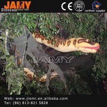 Customized Life Size Animatronic Animal Model Snake