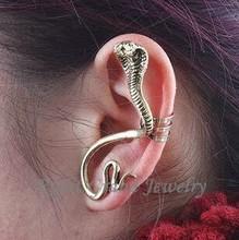 2015 Fashion Non Piercing Snake Earrings Wholesale Ear Cuff