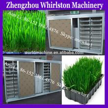 Hydroponic fodder machine/green sprout equipment