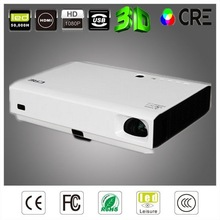 COMPANY USING BUSINESS PROJECTOR 3000 LUMENS 1080P FULL HD 3D FUNCTION LED PROJECTOR