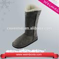 alibaba novo estilo boa qualidade crianças sapatos de neve