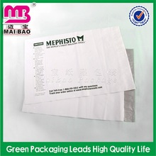 cheap price in the industry cushioned metallic foil mailer