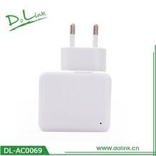 Dual Usb 5V 2.1A AC/AD Adapter