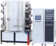 Glass Vases/Crystal Ion Plating Coating Machine