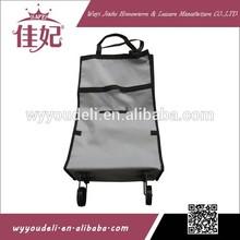 China WUYI JIAFEI high quality Supermarket cheaper folding wheels for small cart