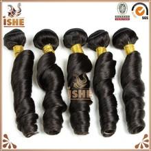 Top Grade Fast Delivery Human Hair Weaving Braid Hair Spring Curl Peruvian Virgin Hair