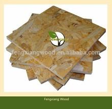 water resistant wood paper straw board osb board as-1000