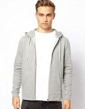 Custom design mens full zip hoodie with pocket