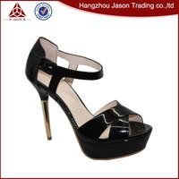 Top sale guaranteed quality sex women platform high heels shoes