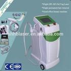 hot sale E-light rf nd yag laser machine hair removal