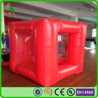 newest design inflatable cash box custom made money box