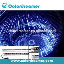 Colordreamer Madrix control Top 100 club sound control led rain tube light