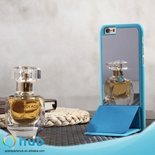Newest mirror phone case for iphone 6 with 360 rotating function from china supplier