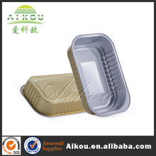 food packaging aluminum foil for airline contianer to keep food fresh
