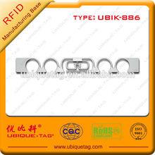 2015 shanghai Long range rfid tag for books/clothing/store management