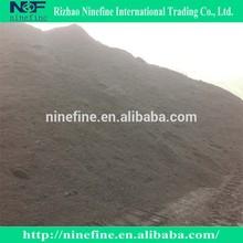 high quality low sulfur pet coke/calcined petroleum coke price