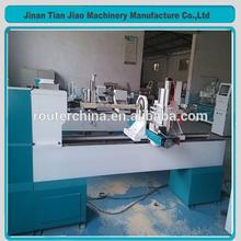 Distribuidor quería madera copia de la talladora de la máquina cnc torno de madera para la venta