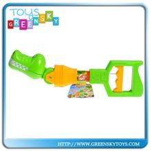 2015 kids toys crocodile manipulator plastic toys for kids