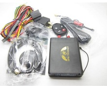rfid Tracker gps tk105B with remote controller central locking system, ARM/DISARM & Lock / Unlock by remote control,