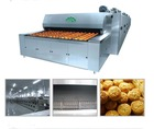 BOSSDA Energy Saving industrial Bakery Equipment natural gas Tunnel Oven uesd