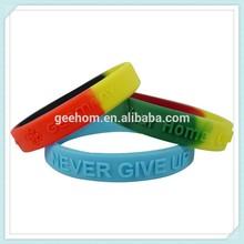 energy custom cheap silicon wristband bracelet rubber band silicon bracelet