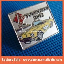 alibaba china volunteer lapel pin custom high quality pin badge car emblem 2015 new product
