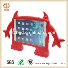 Devil Design Kids Friendly Drop Proof Hard Plastic Case for Mini iPad
