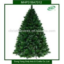 Christmas Xmas Pine Needles Height 210CM Celebrate Gift Ornaments Christmas Tree