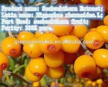 seabuckthorn powder/sea buckthorn fruit powder/seabuckthorn extract