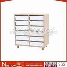 Cubby Plan CB-009 High Quality Children Wooden Cupboard