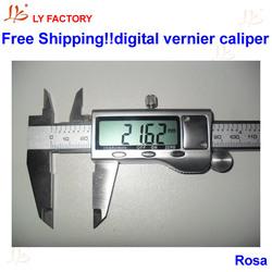 LY Factory 0-150mm 6'' LCD Display Electronic Micromrter Digital Vernier Caliper Price