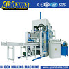 high quality hot selling mobile automatic cement hollow block machine