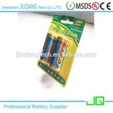 Aluminium & PVC jacket Best leakage-proof C size LR14 Alkaline batterie