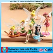 small plastic fairy,OEM pvc figure,small plastic fairy figurines