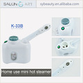 K-33b uso doméstico face care mini facial steamer