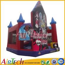 happy hop bouncy castle, bouncer castle, castle inflate