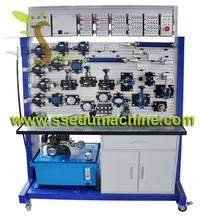 Basic Hydraulic Training Workbench Hydraulic Trainer Technical Teaching Workbench Experiment Apparatus Laboratory Equipment