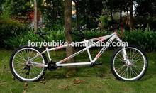 26 mountain bike tandem bike 21speed MTB aluminum frame bicycle