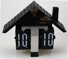 factory design patent wall flip clock