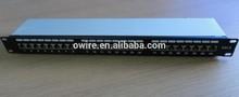 24port Patch Panel Cat5e Cat6 FTP