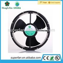 Brushless axial cheminée ventilateur, Haute vitesse Brushless ventilateur pour cheminée