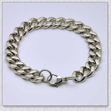 Manufacture for a special pure stainless steel chain bracelet