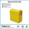 portable small home custom made solar power bag