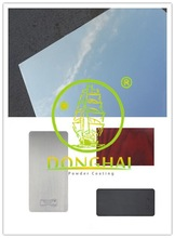 Environmentally non toxic high quality special effect powder paint