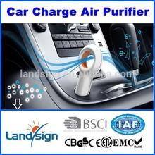 negative ion car air purifier