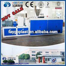 plastic pvc pipe extruder machines making machine extrusion coal and charcoal extruder machine