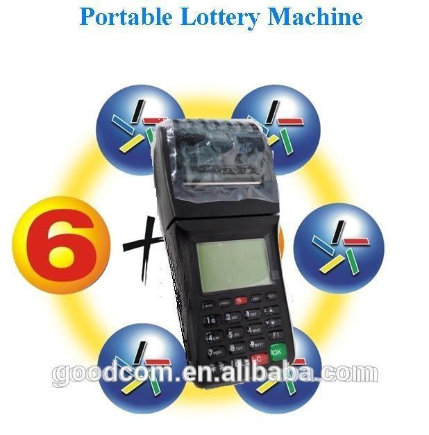 lottery machine learning