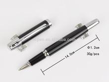 matt black drawbench metal pen promotion tc-1043