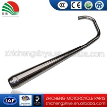 Professional Super Quiet Generator Universal Exhaust Moto for 125CC Motorcycle